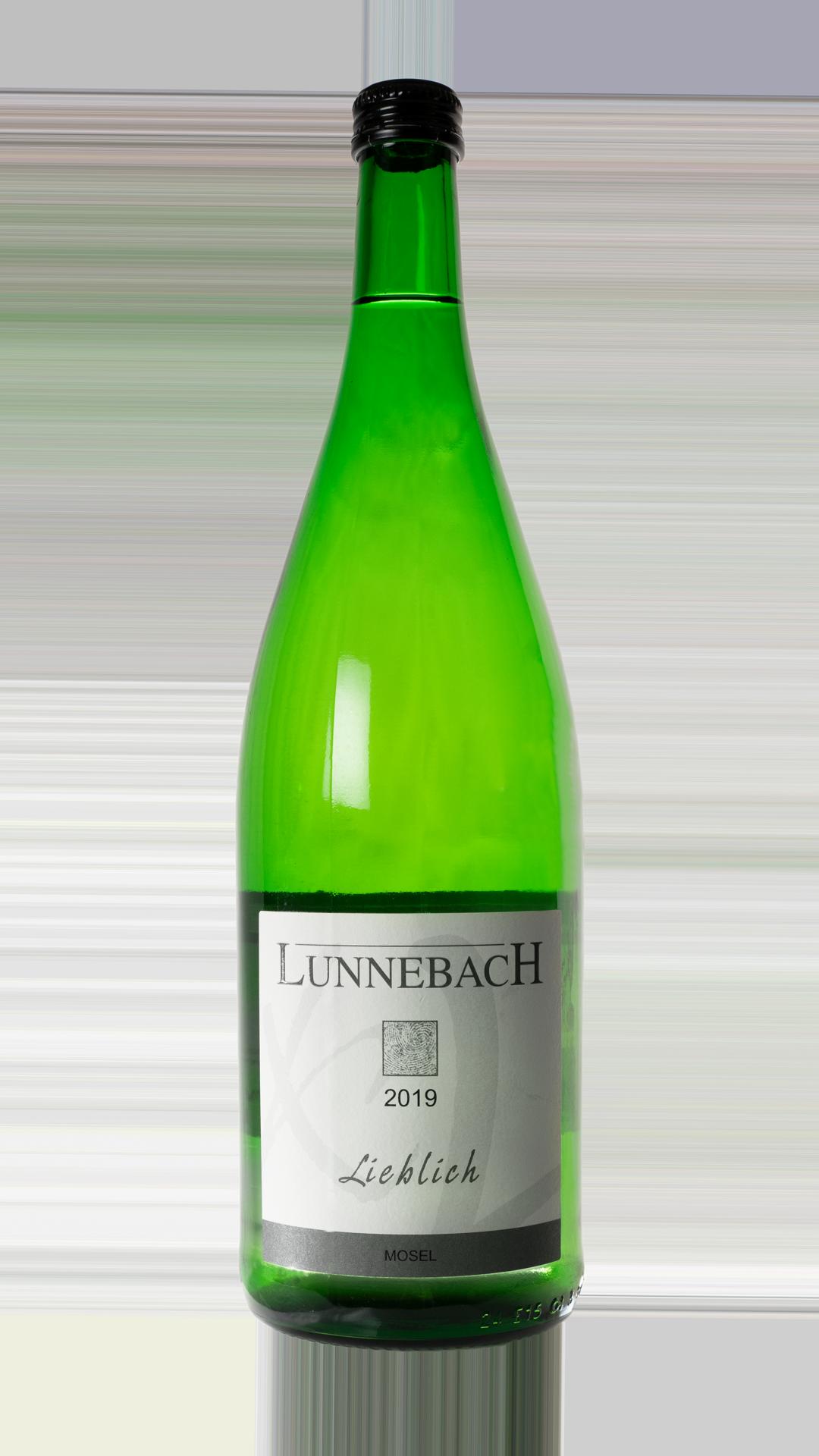 2019 Qualitätswein lieblich